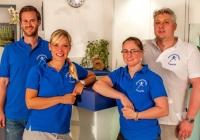 physiotherapie-ludwig aktuelles umzug-ärztehaus team