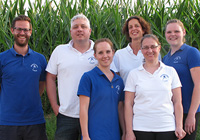 physiotherapie-ludwig praxisrundgang team